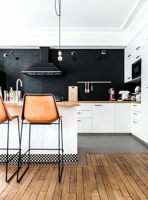 Orl ans travaux for Parquet salon et carrelage cuisine