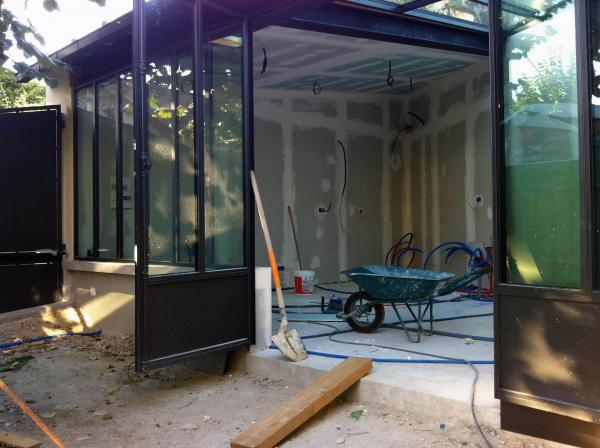 Orl ans travaux - Isolation phonique toiture veranda ...